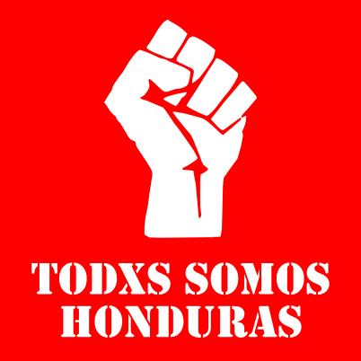 Todxs somos Honduras